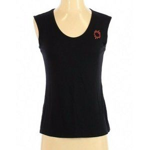 Eileen Fisher System Lightweight Jersey Tank Top
